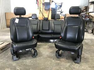 2017 2019 Ford F250 F350 Super Duty Front Rear Driver Passenger Seat Lariat