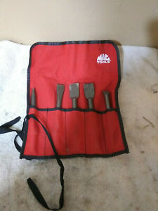 Mac Tools Air Hammer 401 Shank Bit Set Euc