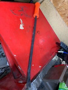 Snap On Tools Spbs24a 24 Orange Handle Striking Prybar Usa