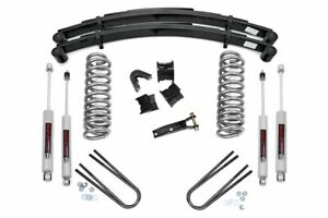Rough Country 4 Lift Kit fits 1978 1979 Ford Bronco 4wd Suspension Lift