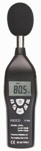 Reed St 805 Digital Sound Level Meter Type 2