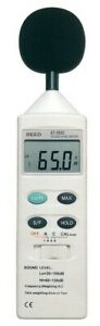Reed St 8850 Digital Sound Level Meter Type 2