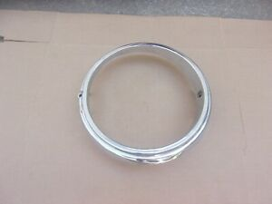 1962 62 Mercury Comet Nos Ford Right Outer Headlamp Bezel