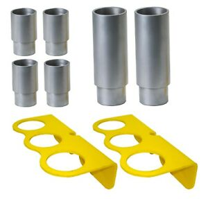 Challenger Stack Truck Adapter Kit Four 3 Two 6 With Organizer Factory Oem