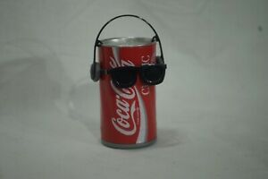 Dancing Coca-Cola Coke Can - Vintage Advertising - Tested & Works