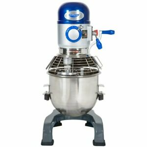 Vollrath 40757 20 Qt Commercial Planetary Stand Mixer With Guard 1 2 Hp