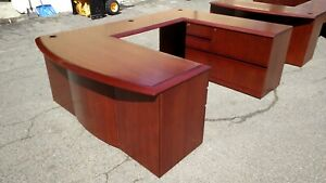 desk U shaped 3 Piece Wood 4 Creative Wood Products We Deliver Locally Nor Ca
