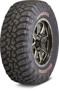 General Grabber X3 33x12 50r17 114q 8d Tire 04505820000 qty 4