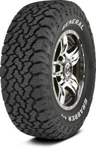 General Grabber A Tx Lt275 70r17 121 118r 10e Tire 04508360000 Qty 4