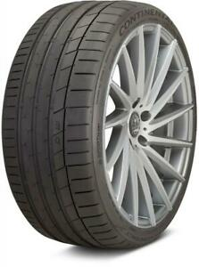 Continental Extremecontact Sport 285 40zr17 100w Tire 15507130000 qty 2