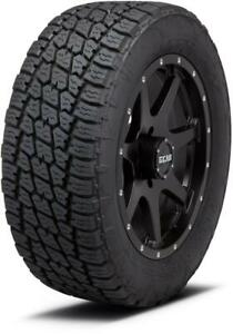 Nitto Terra Grappler G2 Lt305 70r17 121 118r 10e Tire 215140 qty 4