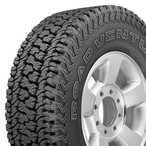 Kumho Road Venture At51 P265 75r16 114t Tire 2178123 Qty 4