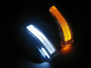 For Toyota Corolla Altis 09 13 Led Door Mirror Turn Signal Light Welcome Lamp