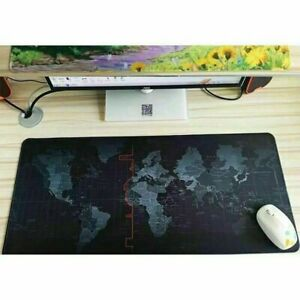 Extended Gaming Mouse Pad Large Size Desk Keyboard Mat 12 x 32