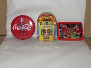Coca Cola tins/Playing Cards