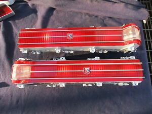 Nos 1979 Buick Park Avenue Electra Right Left Tail Light Assembly