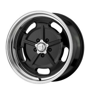 Cpp Amrac Vn511 Salt Flat Wheels 20x9 5 Fits Plymouth Cuda Roadrunner
