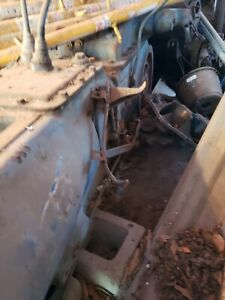 Ford Tractor Transmission 6600 With Lift Cover