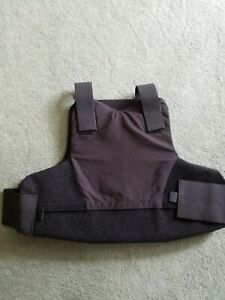 Force One Bullet Proof Vest Deluxe Police Issue Size Xxl