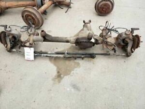Front Axle Assembly 3 55 Ratio U Joint Style Axle Fits 98 Grand Cherokee 630189