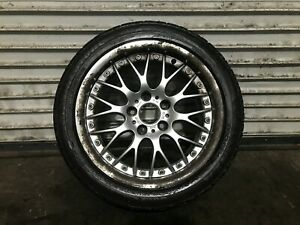 Bmw Oem E39 525 528 530 540 Wheel Rim And Tire 235 45 17 Inch 17 Bbs 1997 2003