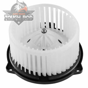 A C Heater Blower Motor W Fan Cage For Toyota Camry Solara Avalon 87103 06031