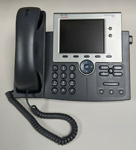New Cisco 7945 Ip Phone