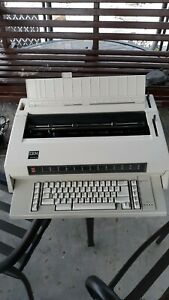 Ibm Wheelwriter 3 Electronic Electric Typewriter