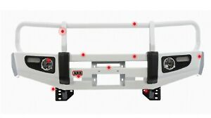 Arb Usa 3423030 Front Deluxe Bull Bar Winch Mount Bumper