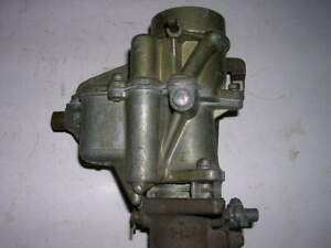1941 42 Nash Carter Carburetor 513s