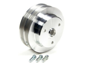 March Performance 7 In Od Serpentine Crank Pulley Long Sbc P N 6381