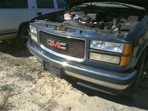 Grille I beam Front Axle Only Upper Fits 94 02 Gmc 3500 Pickup 339406