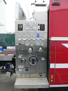 2005 Hale Qpac 1000 Gpm Pump Module Low Hours