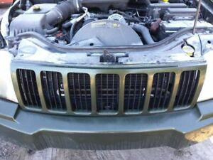 Grille 05 06 07 Jeep Grand Cherokee Painted 3165560