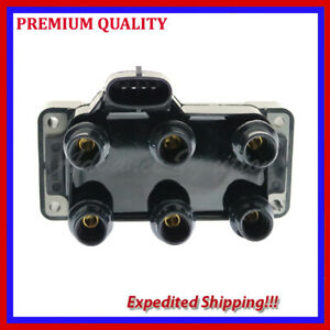 1pc Ufd340 Ignition Coil For 2000 Ford Mustang V6 3 8l
