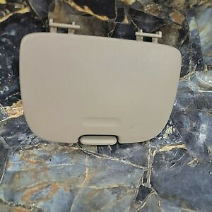 97 03 Ford F 150 Expedition Over Head Console Overhead Garage Opener Door Tan