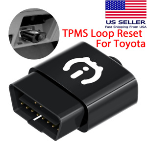 Obd21250 Wrtrst50 Toyota Tpms Loop Reset Tool Tire Pressure Monitoring System Us