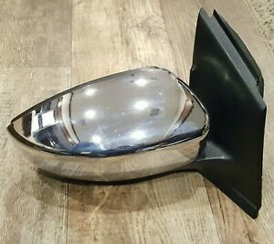 2013 2017 Ford Escape Black Right Side Rear View Door Mirror Oem