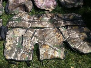 Coverking Custom Seat Covers Neosupreme Realtree Xtra 1999 2001 Ford F250 F350