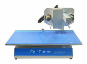 150w Digital Hot Foil Stamping Machine Press Printer 110 240v Universal Type