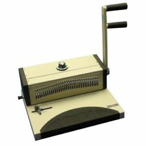 Docugem 9630 3 1 Wire Binding Machine