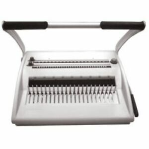 Docugem Manual 3 1 Wire Plastic Comb Binding Machine