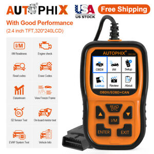 Automotive Obdii Scanner Code Reader Car Check Engine Fault Code Diagnostic Tool