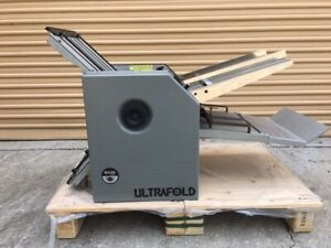 Baum 714 Ultrafold Friction Feed Folder 14 X 20