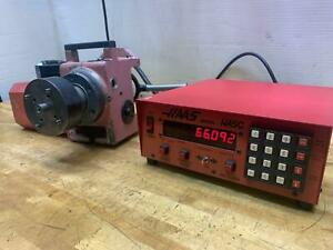 Haas Ha5c 17 Pin Rotary Indexer 5c Collet Closer Servo Controller Cnc 4th Axis