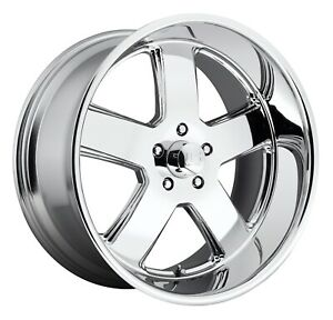 Cpp Us Mags U116 Hustler Wheels 20x9 5 Fits Chevy Caprice Impala Ss