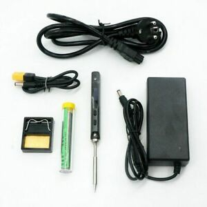 Mini Digital Soldering Iron Ts100 B2 Bc2 I Tip Set Power Supply Accessory