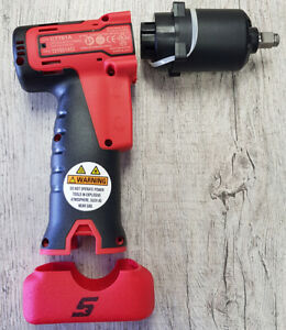 Snap On Ct761 Repair Custom Kit Red 3 8 Drive 14 4v Impact Gun Cordless