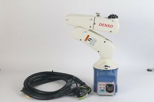Denso Wave Vp 6242m Industrial Robot W Cable