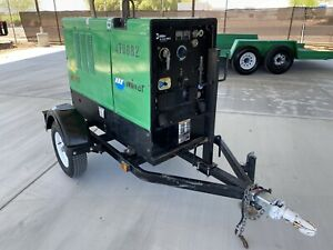 Miller Big Blue 500d Towable Diesel Welder Generator